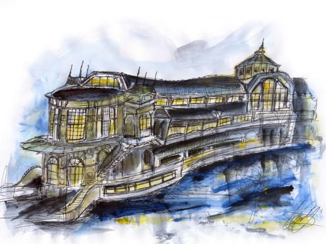 Deconstruyendo La Ribera (Bilbao)