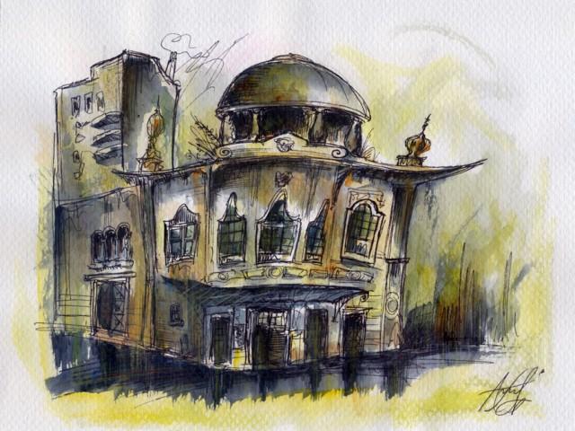 Antiguo Teatro Barakaldo