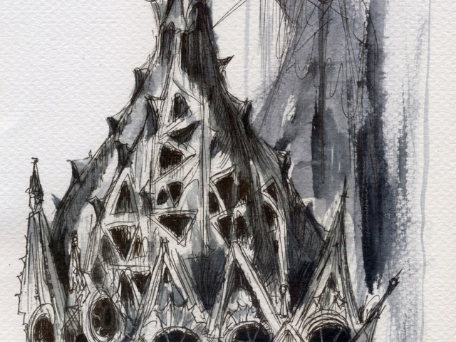 Sagrada Familia (sacristía de poniente)