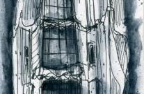 Sagrada Familia (detalle de la Fachada de la Gloria)